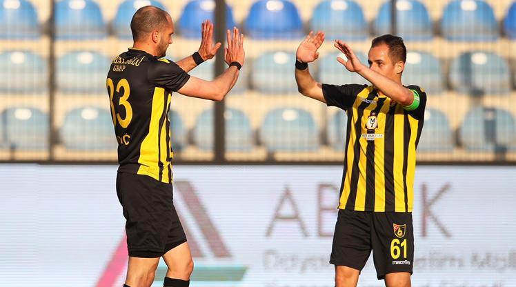 İstanbulspor Gaziantepspor maç özeti