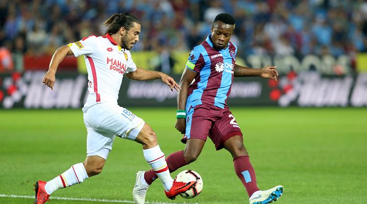 Trabzonspor Göztepe maç özeti