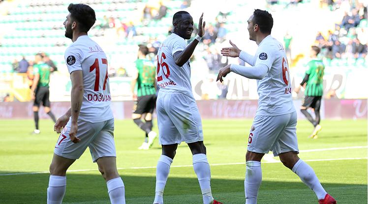 Akhisarspor Antalyaspor maç özeti