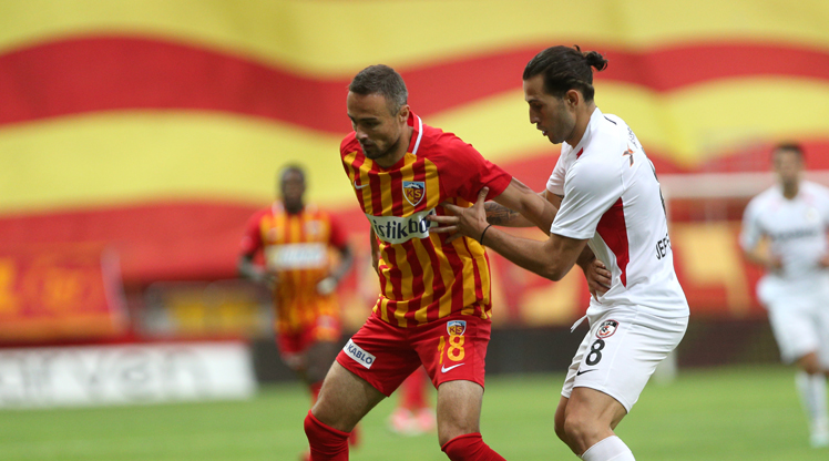 Hes Kablo Kayserispor Gaziantep FK maç özeti