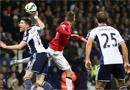 West Brom Manchester United maç özeti