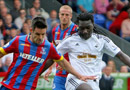 Crystal Palace Swansea maç özeti