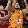 Galatasaray Liv H. Eskişehir Basket SK maç özeti