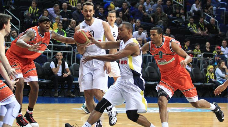 Fenerbahçe Ülker Banvit maç özeti