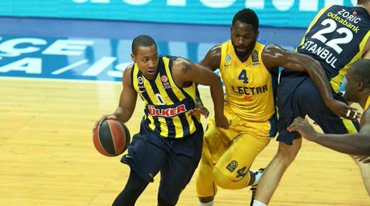 Fenerbahçe Ülker Maccabi Electra maç özeti