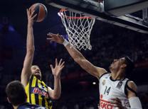 Real Madrid Fenerbahçe Ülker maç özeti