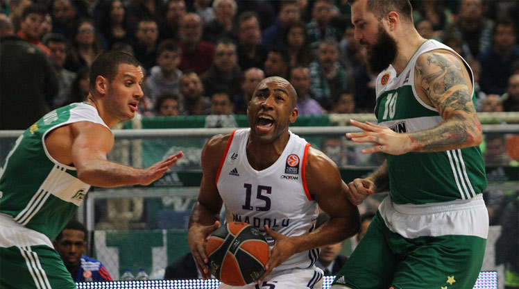 Panathinaikos Anadolu Efes maç özeti