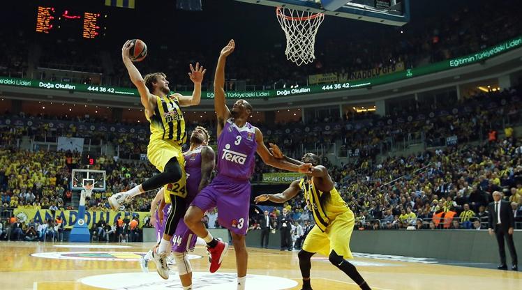 Fenerbahçe Real Madrid maç özeti