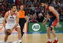 Saski Baskonia Anadolu Efes maç özeti