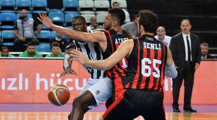 Sakarya BŞB Eskişehir Basket  maç özeti