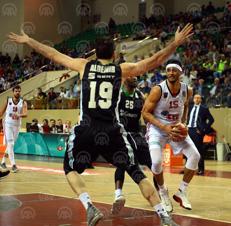 Eskişehir Basket  Darüşşafaka  maç özeti