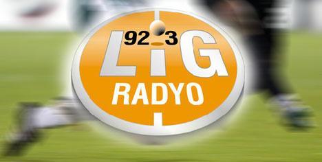 At Yarışları Lig Radyo'da !..