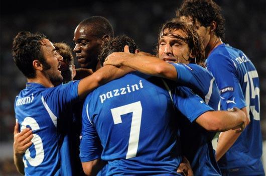 İtalya bileti kaptı