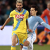 Lazio, Napoli'ye direnemedi!