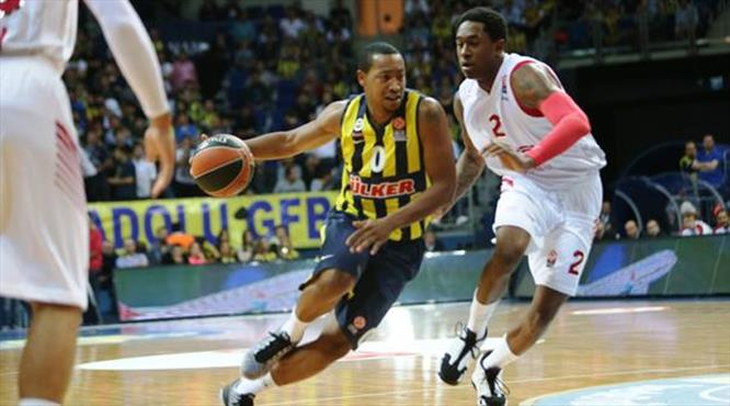 Fenerbahçe ezdi geçti! (ÖZET)