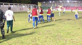 Futbol maçı değil adeta savaş!