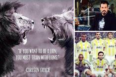 Mesut Özil'den 'Aslan'lı mesaj!