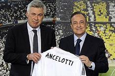 Ancelotti Real'de kalıcı