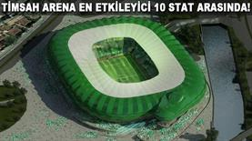 Bu gurur Bursaspor'un!