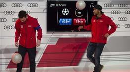 Messi ve Neymar kapıştı!