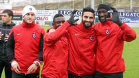 Trabzon ara vermedi