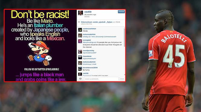 Balotelli özür diledi!