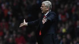 Wenger'den geri vites