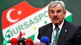 Bursa'dan TFF'ye eleştiri