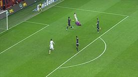 İşte Galatasaray'ın kazandığı penaltı!