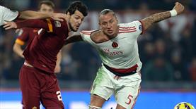 Roma'ya Milan çelmesi!