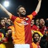 Galatasaray hasreti bitirdi