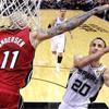 Spurs farklı başladı