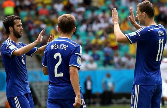 Bosna galibiyetle veda etti!