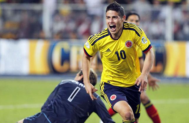 Rodriguez'in gönlü Real'de