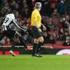 Demba Ba Arsenal'ı böyle avlamıştı!