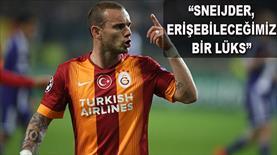 Sneijder'de flaş gelişme