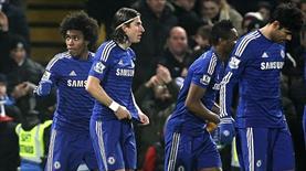 Chelsea güle oynaya
