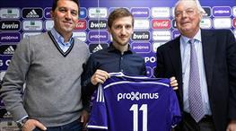 Chelsea'den Anderlecht'e gitti