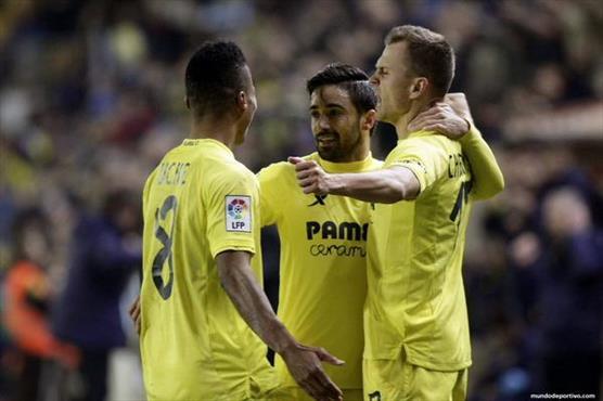 Villarreal avantajı kaptı (ÖZET)
