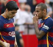 Barça Messi'yi çok özledi! Bir darbe de Sevilla'dan... (ÖZET)