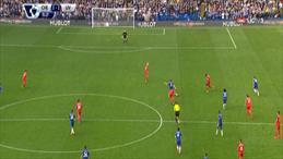 'Oscar'lık bir gol atıyordu!