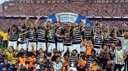 Corinthians kupasına kavuştu