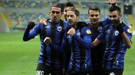 Erciyes'ten gol şov