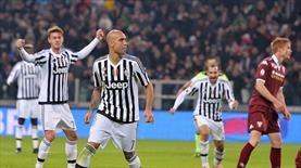 Juventus ikinci yarıda farka gitti
