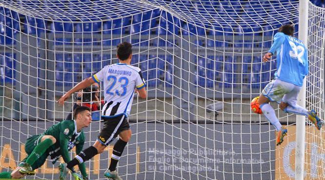 Lazio 9 dakikada turladı