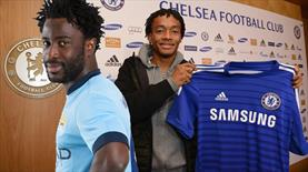 Chelsea ve City'den nokta atışı