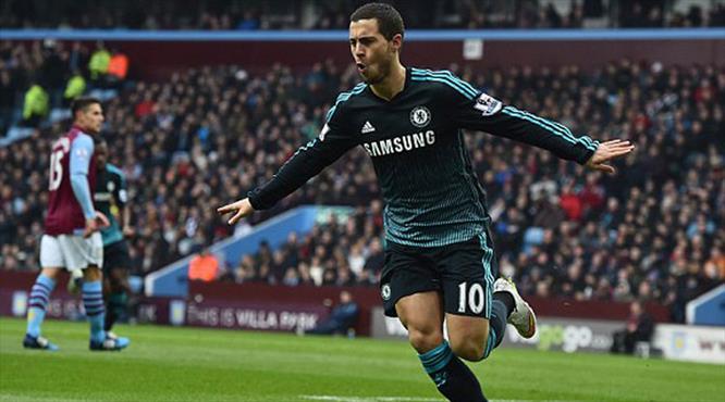 Chelsea şampiyonluğa koşuyor (ÖZET)