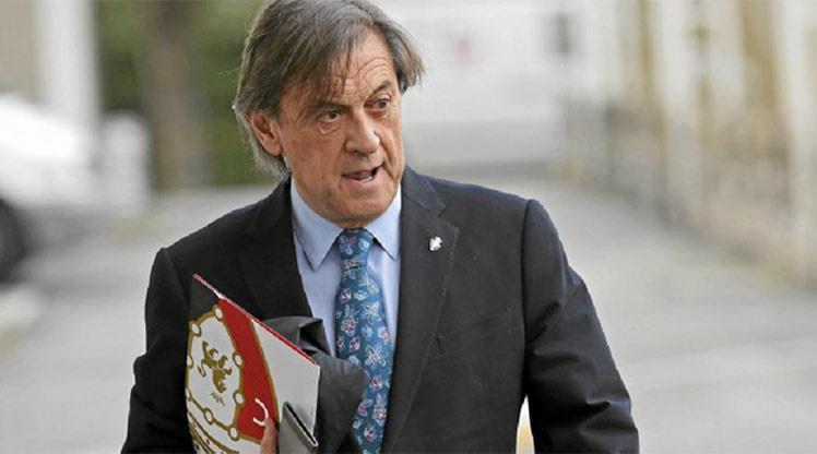 Osasuna'nın eski başkanı gözaltında