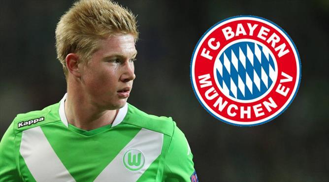 Bayern'den De Bruyne için çılgın rakam