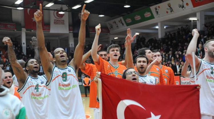Galatasaray'dan sonra Banvit
